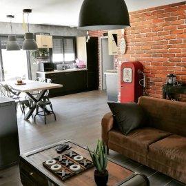 Έτσι θα κάνετε το σαλόνι σας να μοιάζει με νεοϋορκέζικο loft - Έξυπνες ιδέες από τον Σπύρο Σούλη (φωτό) - Κυρίως Φωτογραφία - Gallery - Video