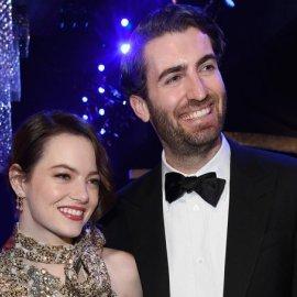 Η Emma Stone έγκυος στο πρώτο της παιδί - Η πρωταγωνίστρια του «La La Land» παντρεύτηκε κρυφά τον αγαπημένο της Dave McCary (Φωτό)  - Κυρίως Φωτογραφία - Gallery - Video