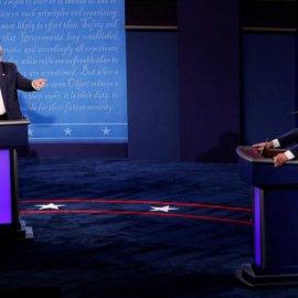 «Είσαι ο χειρότερος πρόεδρος που είχε ποτέ η Αμερική»: Προσβολές, βρισιές & βαριές κουβέντες στο πρώτο debate Trump- Biden (φωτό - βίντεο) - Κυρίως Φωτογραφία - Gallery - Video