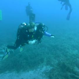 Αλόννησος: Γάλλοι δύτες καταγράφουν το πρώτο υποβρύχιο μουσείο της Ελλάδας - Δείτε την μαγευτική υποθαλάσσια διαδρομή  - Κυρίως Φωτογραφία - Gallery - Video