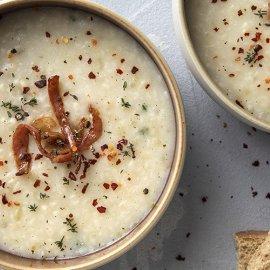 Μια πεντανόστιμη συνταγή από τον Άκη Πετρετζίκη - Τραχανόσουπα με σπιτικό τραχανά  - Κυρίως Φωτογραφία - Gallery - Video