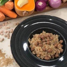 Αργυρώ Μπαρμπαρίγου: Απίστευτο λεμονάτο ρεβυθόρυζο - Υγιεινό και υψηλής διατροφικής αξίας - Κυρίως Φωτογραφία - Gallery - Video