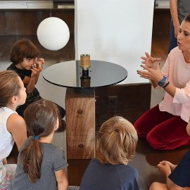 Εκπαιδευτικά προγράμματα για σχολεία & ξεναγήσεις από το Ίδρυμα Takis- Σε 2 γλώσσες, Ελληνικά & Αγγλικά (φωτό) - Κυρίως Φωτογραφία - Gallery - Video