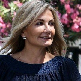 Μαρέβα Μητσοτάκη: Με κοτσιδάκια & πράσινο τζιν σορτς – «Μικρός εξερευνητής» στη Σαμοθράκη (Φωτό)  - Κυρίως Φωτογραφία - Gallery - Video