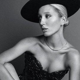 H πριγκίπισσα Ολυμπία φωτογραφίζεται για το ισπανικό Harper's Bazaar- Πόζες supermodel & ασπρόμαυρη σαγήνη - Κυρίως Φωτογραφία - Gallery - Video
