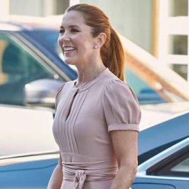 Μια πριγκίπισσα με κοστούμι &... σπορτέξ - Η σύζυγος του διαδόχου του θρόνου της Δανίας, Mary & η επίσημη επίσκεψη σε κολυμβητήριο (φωτό)  - Κυρίως Φωτογραφία - Gallery - Video
