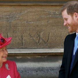 Ο χιουμορίστας πρίγκιπας Χάρι: Η φάρσα που έκανε στη βασίλισσα Ελισάβετ - Το αστείο περιστατικό (Φωτό)  - Κυρίως Φωτογραφία - Gallery - Video