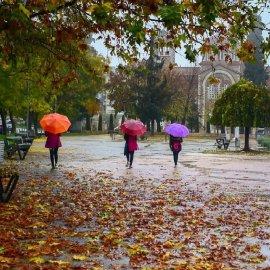 Καιρός: Βροχές, καταιγίδες & άνεμοι μέχρι 8 μποφόρ - Κυρίως Φωτογραφία - Gallery - Video