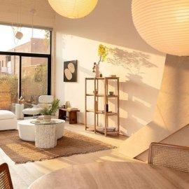Μέσα σε ένα πολυτελές loft - πρώην εργοστάσιο μπισκότων: Σκανδιναβική & ιαπωνική αισθητική δημιουργούν την τέλεια αρμονία (φωτό) - Κυρίως Φωτογραφία - Gallery - Video
