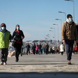 Κορωνοϊός - Ελλάδα: 237 νέα κρούσματα, 320 διασωληνωμένοι και 28 νεκροί - Κυρίως Φωτογραφία - Gallery - Video