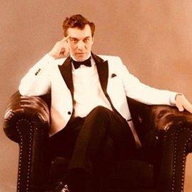 """Κι αν είναι ροκ μην τον φοβάστε : Ο Γιάννης Στάνκογλου γιόρτασε τα γενέθλια του & εμείς ζηλέψαμε την """"ουάου"""" τούρτα του - με τον διάσημο τραγουδιστή (φώτο) - Κυρίως Φωτογραφία - Gallery - Video"""