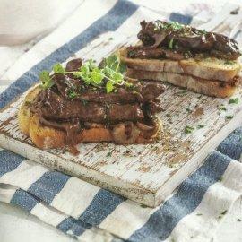 Η Αργυρώ Μπαρμπαρίγου μαγειρεύει νοστιμότατο συκώτι αλα βενετσιάνα - Δοκιμάστε το!  - Κυρίως Φωτογραφία - Gallery - Video