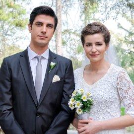 Σήμερα γάμος γίνεται στο Διαφάνι: Ο Λάμπρος και η Ελένη παντρεύονται - Bίντεο από το εκκλησάκι και όλες οι φωτό - Κυρίως Φωτογραφία - Gallery - Video
