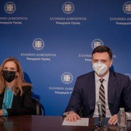 Live - Κορωνοϊός: Η ενημέρωση του υπουργείου Υγείας από Κικίλια - Ράπτη - Θεμιστοκλέους - Κυρίως Φωτογραφία - Gallery - Video