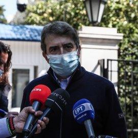 Χρυσοχοΐδης για δολοφονία Καραϊβάζ: «Ειδεχθές έγκλημα, η Ελληνική Αστυνομία θα βρει τους ενόχους» (βίντεο) - Κυρίως Φωτογραφία - Gallery - Video