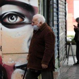 Κορωνοϊος - Ελλάδα: 2.801 νέα κρούσματα, 75 θάνατοι και 781 διασωληνωμένοι - Κυρίως Φωτογραφία - Gallery - Video