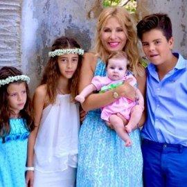 Ελένη Μενεγάκη: Το τρυφερό μήνυμα και οι φωτό για την Γιορτή της Μητέρας - «Την μαμά μου την χόρτασα στα σ αγαπώ» - Κυρίως Φωτογραφία - Gallery - Video