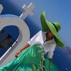C Manolo: Εντόπισα σε νησί το ωραιότερο, νομίζω, made in Greece brand - Άριστη ποιότητα, φανταστικά σχέδια, θηλυκά φορέματα (φωτό) - Κυρίως Φωτογραφία - Gallery - Video