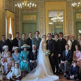 Ο πρίγκιπας Jaime των Βουρβόνων παντρεύτηκε την Lady  Charlotte Lindesay - Γάμος αριστοκρατίας σαν από ταινία του Netflix (φώτο-βίντεο) - Κυρίως Φωτογραφία - Gallery - Video