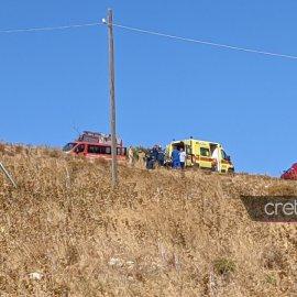 Σεισμός στην Κρήτη: Νεκρός άνδρας που είχε εγκλωβιστεί σε εκκλησία στο Αρκαλοχώρι - Ζημιές σε σπίτια και εκκλησίες (φωτό - βίντεο) - Κυρίως Φωτογραφία - Gallery - Video