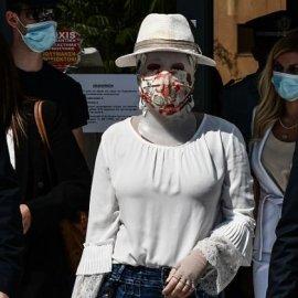 Ιωάννα Παλιοσπύρου - επίθεση με βιτριόλι: Ξεπέρασαν κάθε προσδοκία οι δωρεές - Συγκεντρώθηκαν ήδη 93.000 δολάρια! (φωτό) - Κυρίως Φωτογραφία - Gallery - Video