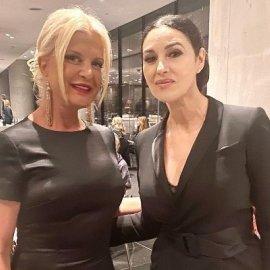 Ο τίτλος «η Μαρίνα Πατούλη επισκίασε την Μόνικα Μπελούτσι» ξεσήκωσε θύελλα στο Twitter - δείτε τα σχόλια και καλό ΣΚ (φωτό) - Κυρίως Φωτογραφία - Gallery - Video