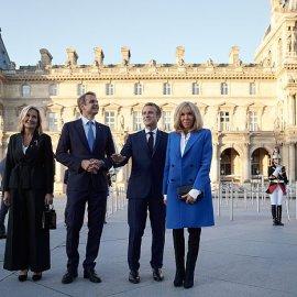 Επίσκεψη Μητσοτάκη στην Γαλλία: Εγκαινίασαν στο Λούβρο μαζί με τον Μακρόν, έκθεση για τα 200 χρόνια από την ελληνική επανάσταση (φωτό) - Κυρίως Φωτογραφία - Gallery - Video