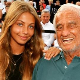 Στέλλα: Η 18χρονη κόρη του Jean-Paul Belmondo - Σπάραξε η καρδιά της, όταν ο μπαμπάς ερωτεύτηκε στα 75 ένα κουνελάκι του Playboy - Κυρίως Φωτογραφία - Gallery - Video
