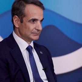 Κυρ. Μητσοτάκης στο Bloomberg: Έχουμε καταθέσει πρόταση για ευρωπαϊκή λύση στο ζήτημα των αυξήσεων των τιμών του ηλεκτρικού ρεύματος - Κυρίως Φωτογραφία - Gallery - Video