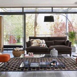 Mix & Match - glam ή κλασσικό; - 32 υπέροχες ιδέες διακόσμησης για να μεταμορφώσετε το σαλόνι σας (φώτο) - Κυρίως Φωτογραφία - Gallery - Video