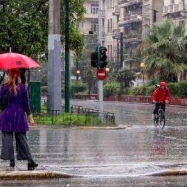 Κακοκαιρία Μπάλλος: Ισχυρές βροχές, καταιγίδες & πτώση της θερμοκρασίας σήμερα - που θα «χτυπήσουν» τα έντονα φαινόμενα   - Κυρίως Φωτογραφία - Gallery - Video
