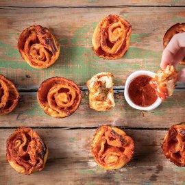 Αργυρώ Μπαρμπαρίγου: Πίτσα cupcake και πίτσα muffin - Ευκαιρία για πάρτυ, δεν θα μείνει ψίχουλο - Κυρίως Φωτογραφία - Gallery - Video