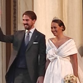 Live στο eirinika ο γάμος του πρίγκιπα Φίλιππου & της Νίνα Φλορ: Ο γιος του τέως βασιλιά παντρεύτηκε την αγαπημένη του (φωτό & βίντεο) - Κυρίως Φωτογραφία - Gallery - Video