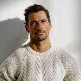 David Gandy: O ωραιότερος άντρας του κόσμου, με τα γαλάζια μάτια, τώρα και σχεδιαστής - Η well wear συλλογή του (φωτό) - Κυρίως Φωτογραφία - Gallery - Video