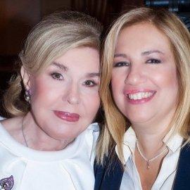 Το συγκινητικό αντίο της Μαριάννας Βαρδινογιάννη στην καλή της φίλη Φώφη Γεννηματά - «μου είναι εξαιρετικά δύσκολο» (φωτό) - Κυρίως Φωτογραφία - Gallery - Video