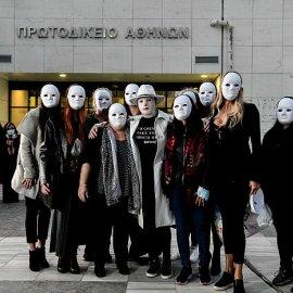Συγκλονίζει η Ιωάννα Παλιοσπύρου: ''Φοβόμουν την αντίδραση των ανθρώπων, όταν βγήκα με την μάσκα - Πιστεύω ότι η Κακαράτζουλα είχε συνεργούς'' - Κυρίως Φωτογραφία - Gallery - Video