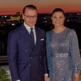 Πριγκίπισσα Βικτώρια της Σουηδίας: Χίλιες & μία νύχτες στη Ρώμη - Η φανταστική τουαλέτα της διαδόχου του θρόνου (φώτο) - Κυρίως Φωτογραφία - Gallery - Video